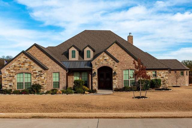 6630 Caliche Circle, Midlothian, TX 76065 (MLS #14225481) :: The Sarah Padgett Team