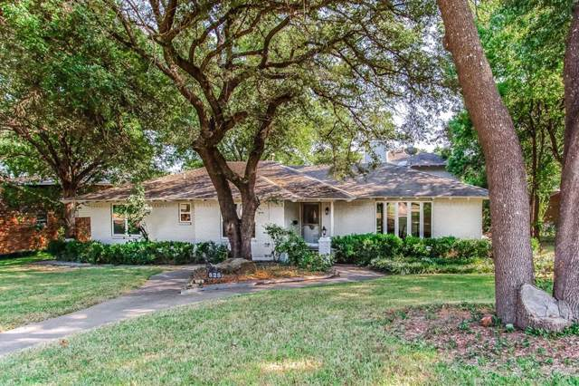 828 Clear Fork Drive, Dallas, TX 75232 (MLS #14225517) :: RE/MAX Town & Country