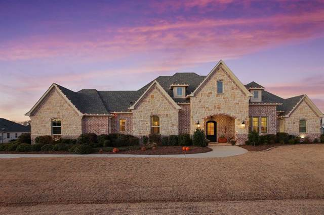4201 Tranquility Lane, Prosper, TX 75078 (MLS #14225671) :: RE/MAX Town & Country