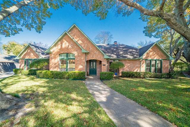 1418 Dreda Circle, Desoto, TX 75115 (MLS #14225855) :: The Kimberly Davis Group