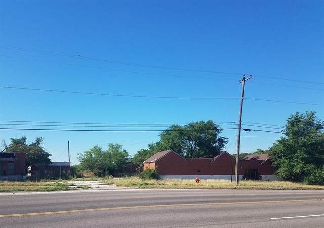 1500 E Broadway Street, Sweetwater, TX 79556 (MLS #14226089) :: The Mitchell Group