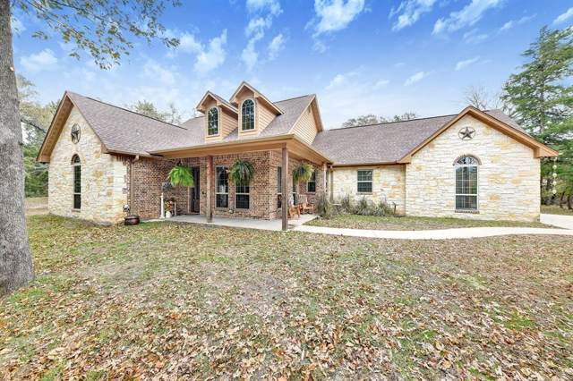 9001 Fallow Run, Larue, TX 75770 (MLS #14226150) :: The Kimberly Davis Group