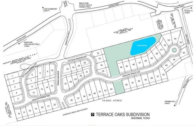 TBD Terrace Oaks, Sherman, TX 75092 (MLS #14226171) :: Feller Realty