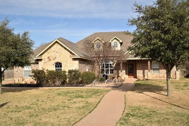 119 Woodhaven Trail, Waco, TX 76657 (MLS #14226262) :: The Chad Smith Team