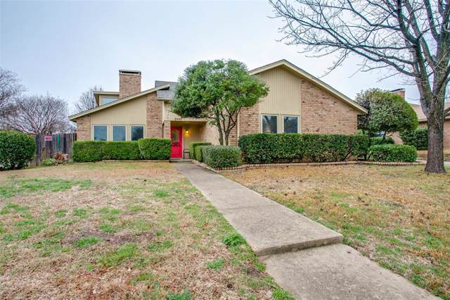 2000 Oakmeadow Street, Bedford, TX 76021 (MLS #14226276) :: Van Poole Properties Group