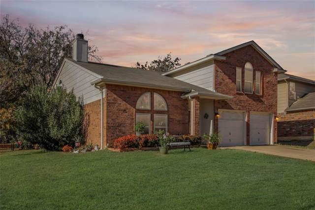 1801 Rybovich Lane, Mansfield, TX 76063 (MLS #14226296) :: The Good Home Team