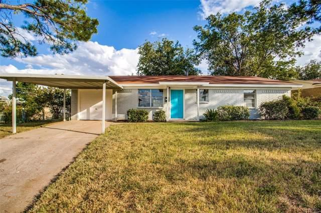 1701 Ellington Drive, Fort Worth, TX 76112 (MLS #14226467) :: Lynn Wilson with Keller Williams DFW/Southlake