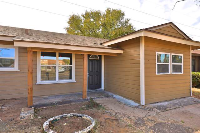 4609 State Street, Abilene, TX 79603 (MLS #14226469) :: Lynn Wilson with Keller Williams DFW/Southlake