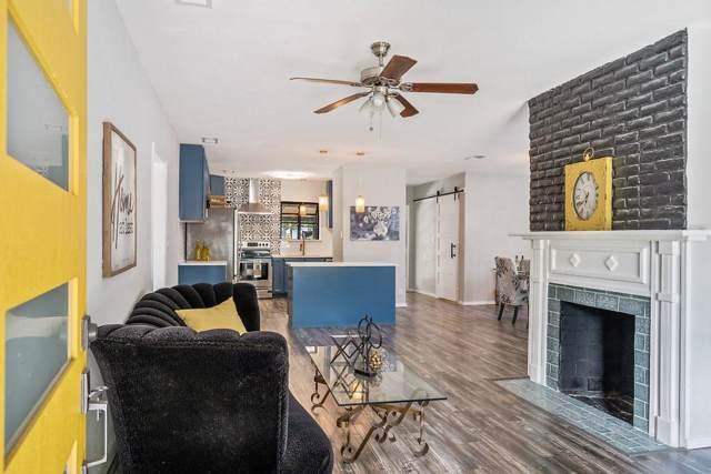 4040 Carolyn Road, Fort Worth, TX 76109 (MLS #14226551) :: Frankie Arthur Real Estate