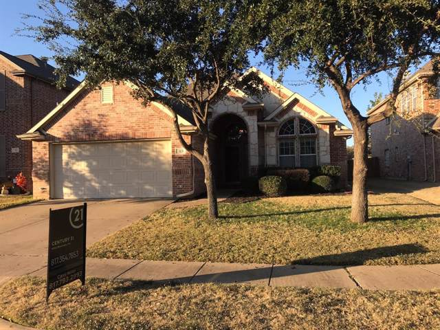 313 Park Haven Boulevard, Euless, TX 76039 (MLS #14226702) :: RE/MAX Town & Country