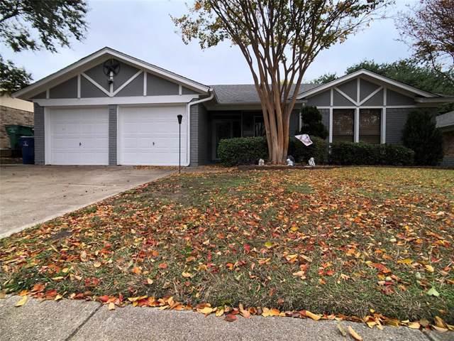 6529 Ridglea Drive, Watauga, TX 76148 (MLS #14226736) :: RE/MAX Town & Country