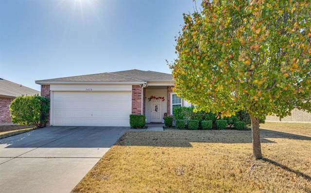 1416 Feather Crest Drive, Krum, TX 76249 (MLS #14226945) :: RE/MAX Town & Country