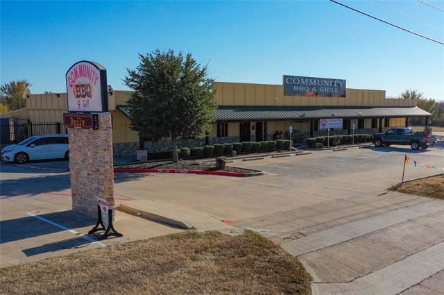 7010 Highway 78, Sachse, TX 75048 (MLS #14227044) :: The Kimberly Davis Group