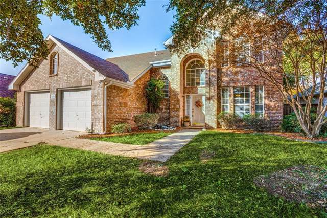 7808 Kristina Drive, Frisco, TX 75034 (MLS #14227045) :: RE/MAX Town & Country