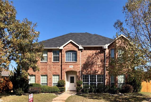 1511 Snow Trail, Lewisville, TX 75077 (MLS #14227157) :: Lynn Wilson with Keller Williams DFW/Southlake