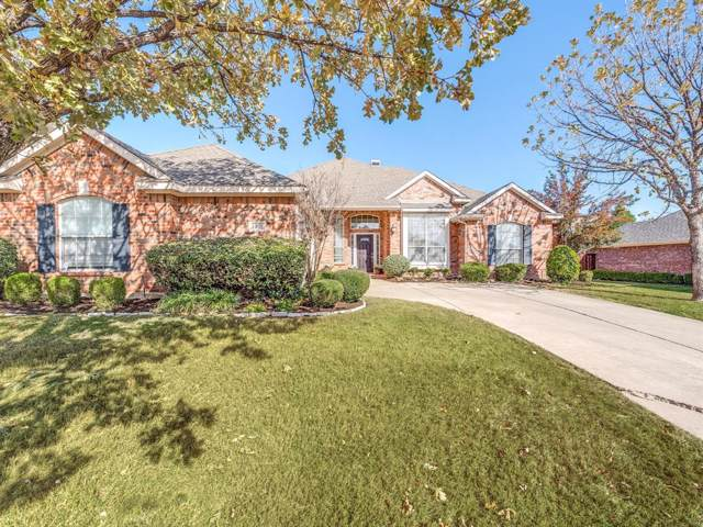 1408 Spring Ridge Lane, Flower Mound, TX 75028 (MLS #14227260) :: Lynn Wilson with Keller Williams DFW/Southlake