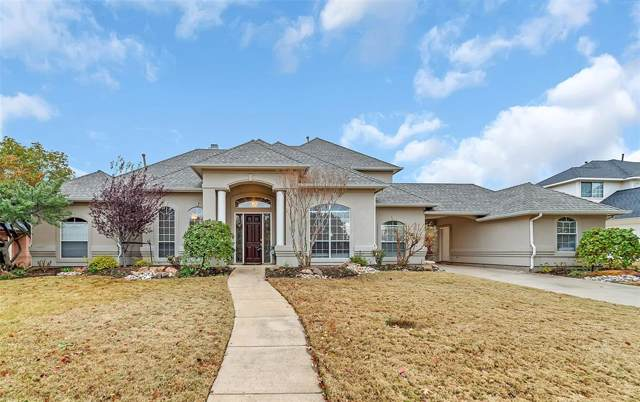 438 Remington Drive E, Highland Village, TX 75077 (MLS #14227273) :: Lynn Wilson with Keller Williams DFW/Southlake