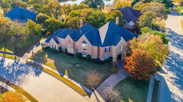 3801 Country Club Drive, Flower Mound, TX 75028 (MLS #14227523) :: RE/MAX Town & Country
