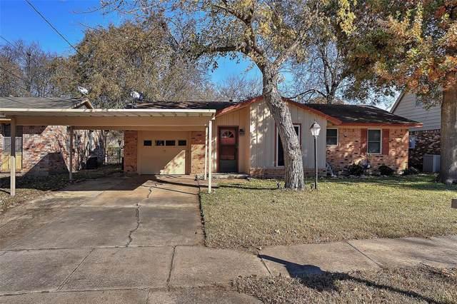 625 Hillside Drive, Sherman, TX 75090 (MLS #14227539) :: Robbins Real Estate Group