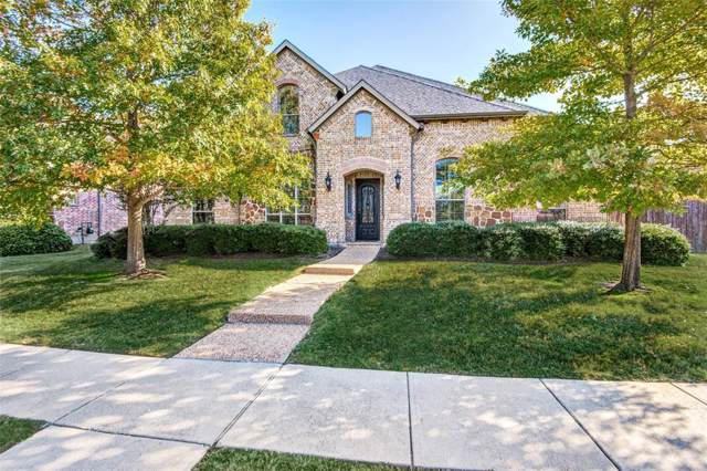 11850 Frontier Drive, Frisco, TX 75033 (MLS #14227620) :: Robbins Real Estate Group
