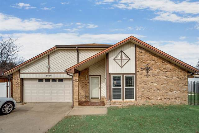 1010 Pheasant Ridge Drive, Grapevine, TX 76051 (MLS #14227667) :: The Star Team | JP & Associates Realtors