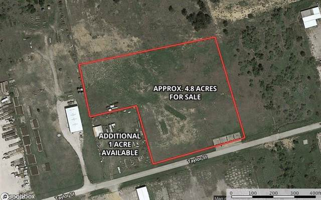 TBD Taylor Road, Mineral Wells, TX 76067 (MLS #14227678) :: The Kimberly Davis Group