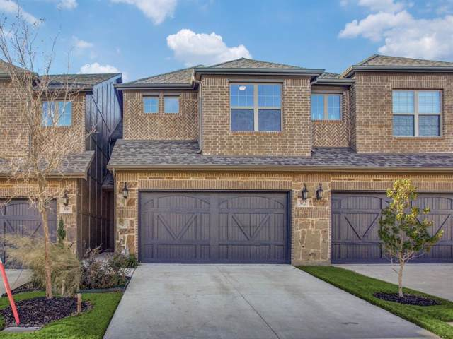 3052 Galveston Street, Plano, TX 75075 (MLS #14227786) :: The Chad Smith Team