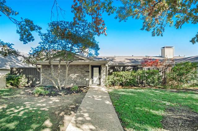 10550 Ravenscroft Drive, Dallas, TX 75230 (MLS #14228151) :: Van Poole Properties Group