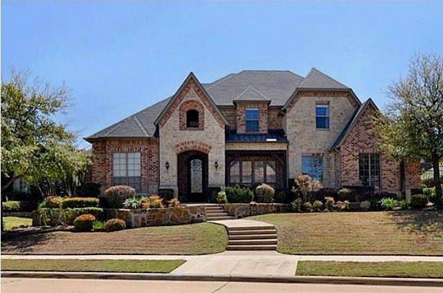 5125 Normandy Drive, Frisco, TX 75034 (MLS #14228262) :: Tenesha Lusk Realty Group