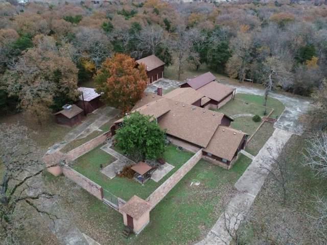 124 Wyona Drive, Corsicana, TX 75109 (MLS #14228298) :: Caine Premier Properties