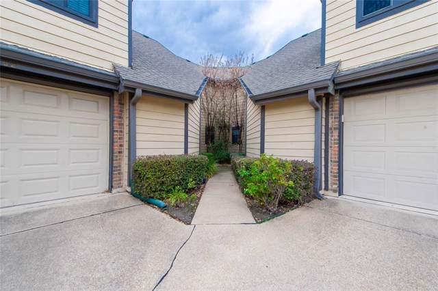 404 Santa Fe Trail #52, Irving, TX 75063 (MLS #14228322) :: The Hornburg Real Estate Group