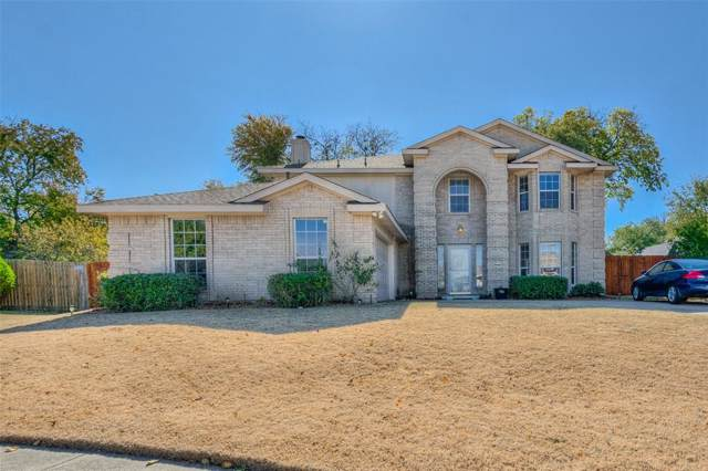 8502 Victory Street, Rowlett, TX 75089 (MLS #14228486) :: RE/MAX Town & Country