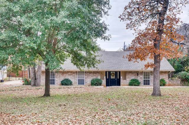 2911 S Odell Court, Grapevine, TX 76051 (MLS #14228574) :: All Cities Realty