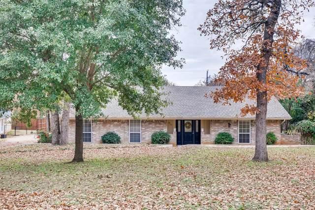 2911 S Odell Court, Grapevine, TX 76051 (MLS #14228574) :: Ann Carr Real Estate