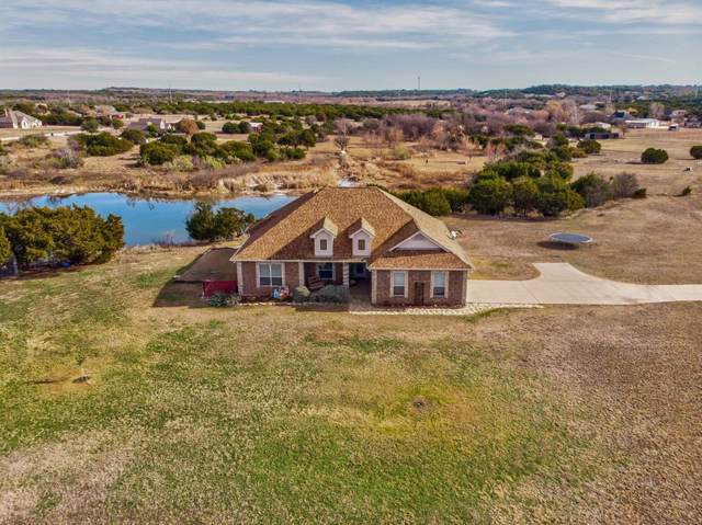 1336 Cheyenne Trail, Nemo, TX 76070 (MLS #14228589) :: All Cities Realty