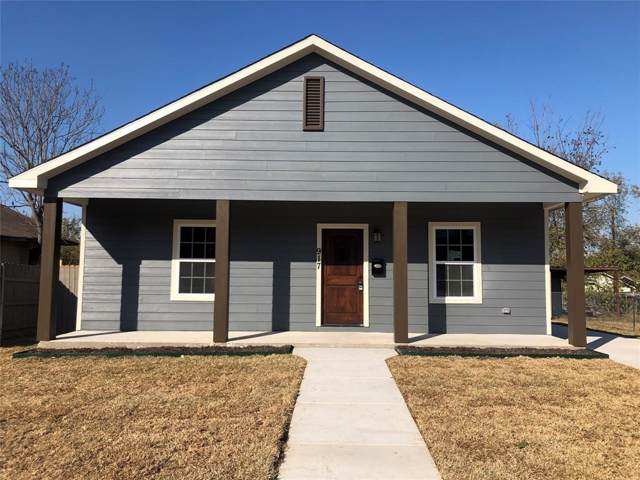 917 E Ramsey Avenue, Fort Worth, TX 76104 (MLS #14228624) :: North Texas Team | RE/MAX Lifestyle Property