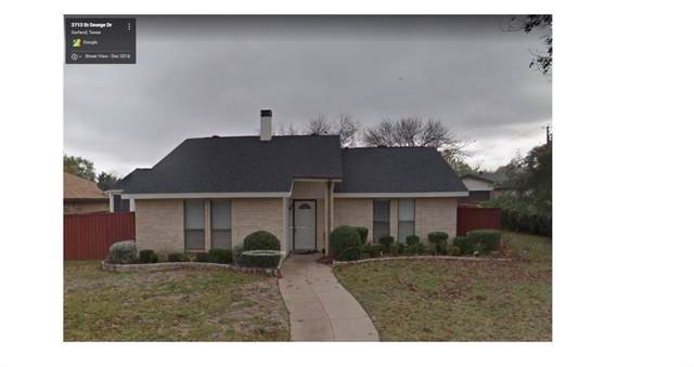 2714 Saint George Drive, Garland, TX 75044 (MLS #14228645) :: RE/MAX Town & Country