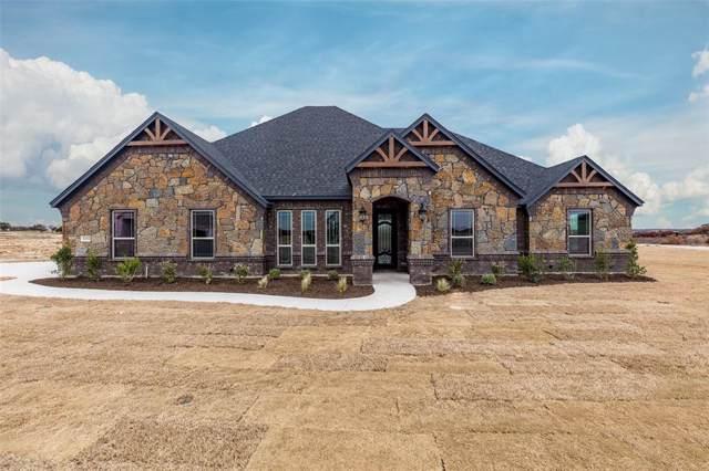 2132 Vanderbilt Drive, Weatherford, TX 76088 (MLS #14228667) :: Potts Realty Group