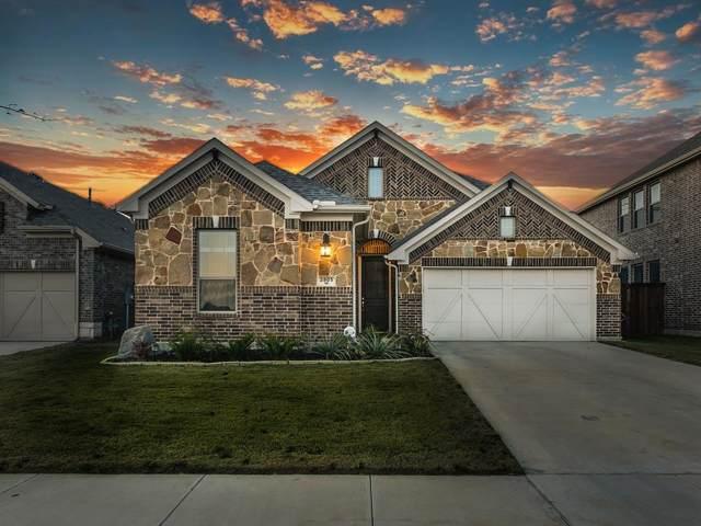 2805 Newsom Ridge Drive, Mansfield, TX 76063 (MLS #14228750) :: The Hornburg Real Estate Group