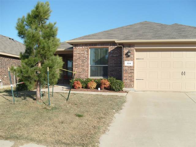 324 Cameron Hill Point, Fort Worth, TX 76134 (MLS #14228845) :: RE/MAX Town & Country