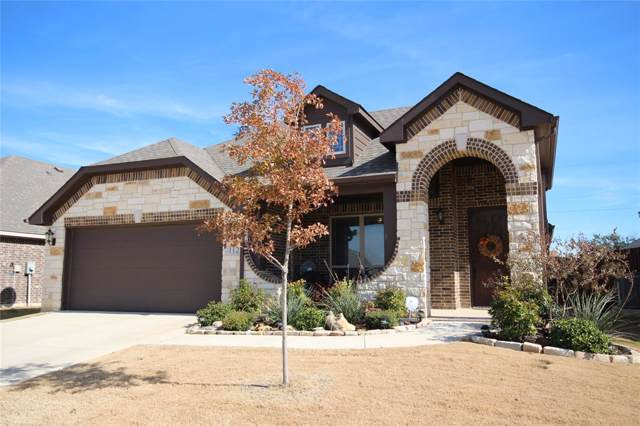 112 Gateway Drive, Alvarado, TX 76009 (MLS #14228921) :: Real Estate By Design