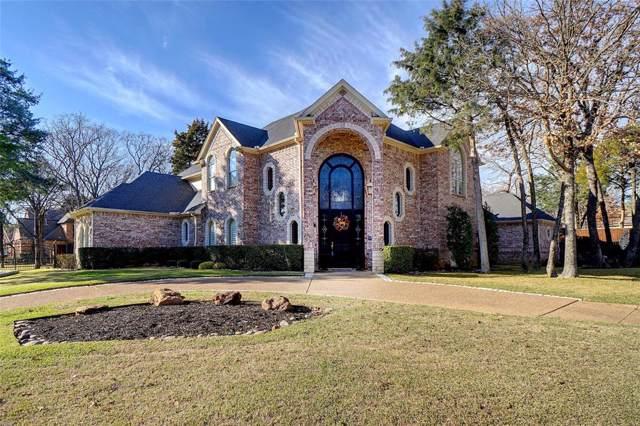 1414 Waterwood Drive, Mansfield, TX 76063 (MLS #14228923) :: The Tierny Jordan Network