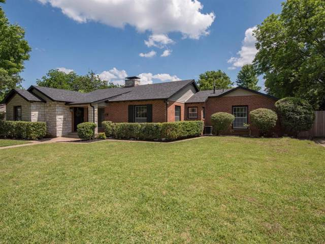 6409 Drury Lane, Fort Worth, TX 76116 (MLS #14228956) :: RE/MAX Town & Country