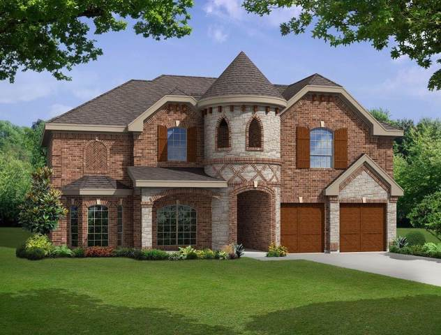 4609 Georgiana Lane, Mansfield, TX 76063 (MLS #14229077) :: Potts Realty Group