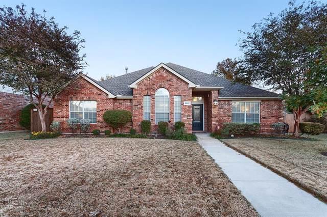 3317 Hemlock Lane, Mckinney, TX 75070 (MLS #14229111) :: The Rhodes Team