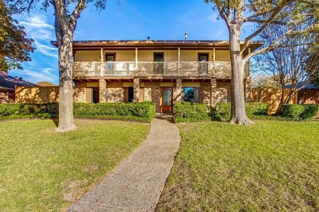 16808 Old Pond Drive, Dallas, TX 75248 (MLS #14229513) :: Maegan Brest   Keller Williams Realty