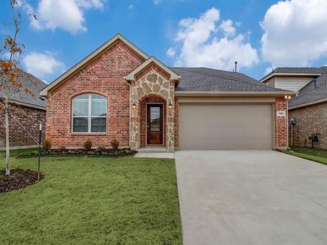 1309 Renoir Drive, Little Elm, TX 75068 (MLS #14229734) :: Vibrant Real Estate