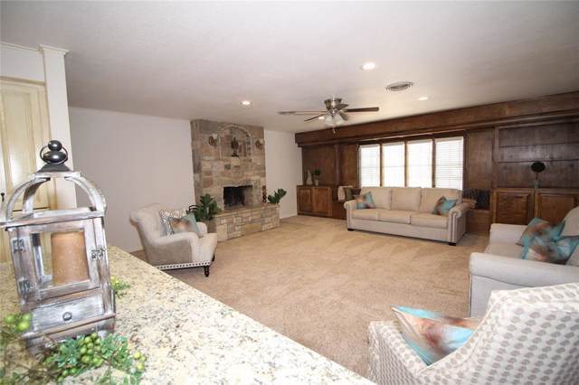 1614 Rosewood Drive, Abilene, TX 79603 (MLS #14229788) :: Baldree Home Team