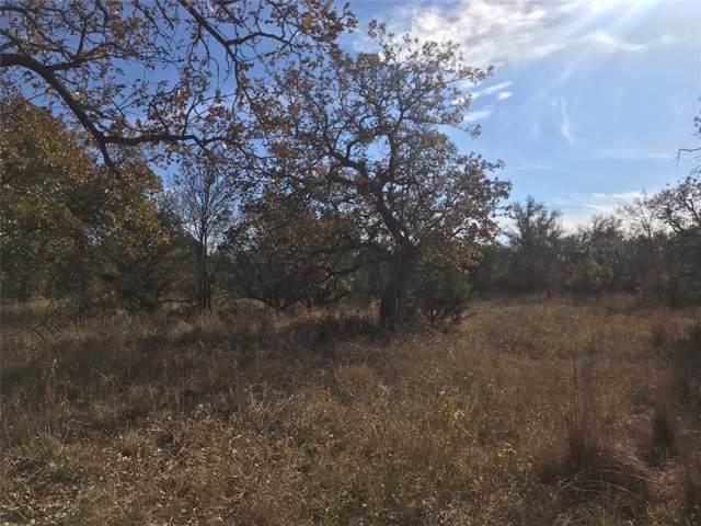 A52 Stagecoach Trail, Gordon, TX 76453 (MLS #14229900) :: Real Estate By Design