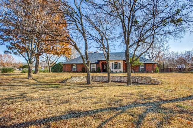 2011 Carriage Estates Road, Sherman, TX 75092 (MLS #14229941) :: The Kimberly Davis Group